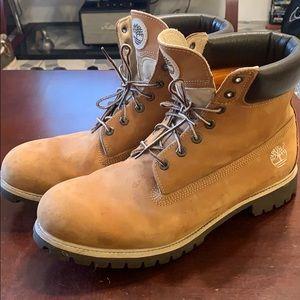 Timberland Work Boots Sz 13